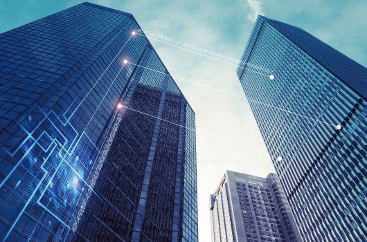 تقدم Proscend حلول Ethernet واللاسلكية في أتمتة المباني.