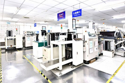 Proscend Trusted Manufacturing Capabilities.