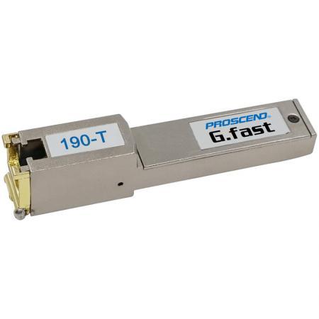 G.fast SFP Modem - Telco - Kompaktný modem G.fast SFP