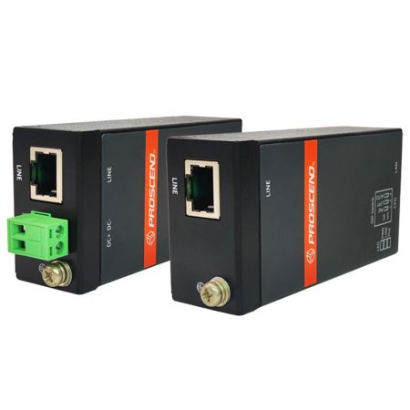 Industriell Ethernet -utvider - Industriell lang rekkevidde Ethernet -forlenger
