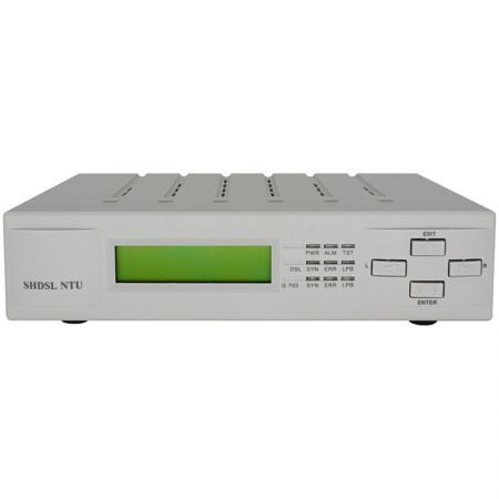 SHDSL TDM موڈیم - 2-وائر / 4-وائر SHDSL.bis NTU۔