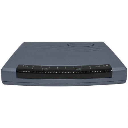SHDSL EFM / ATM VPN路由器 5200N系列正面