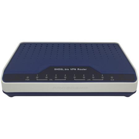 SHDSL EFM/ATM VPN路由器 6200N系列正面