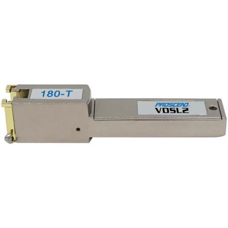 Copper SFP Module for Telco 180-T