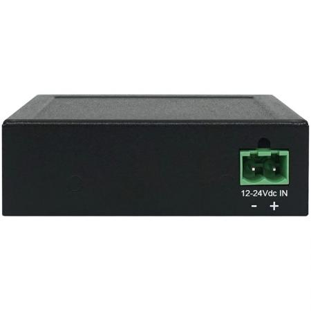 Extender Ethernet industriel Gigabit VDSL2 Lite Mode 102MI DC