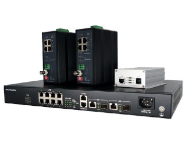 Power over Ethernet Solutions.