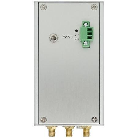 雙SIM工規4G LTE VPN行動通訊路由器4埠 M302-LG 上方