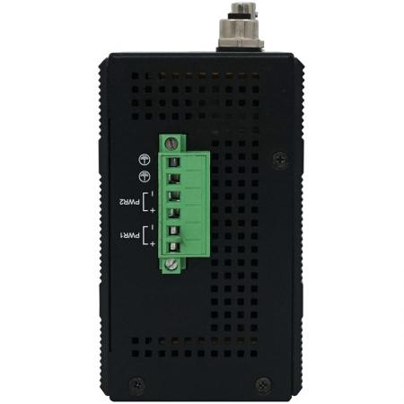 Industrial VDSL2 Ethernet Extender 701MI Top