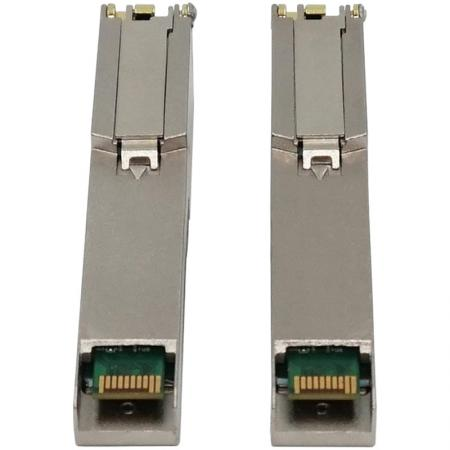 VDSL2 SFP Modem for Long Reach Ethernet 180-C 180-R Back View