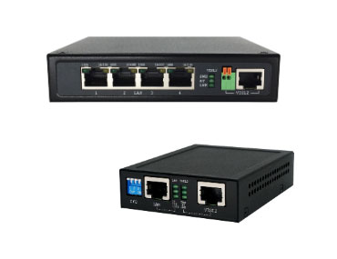 Gigabit and Fast VDSL2 Ethernet Extenders.