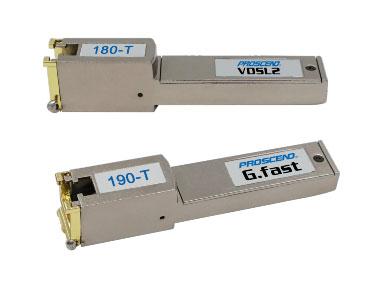 DSL SFP-modem - Insteekbare SFP-module met kleine vormfactor