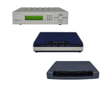 SHDSL router / modem - Højhastigheds G.Shdsl.bis router og modem.