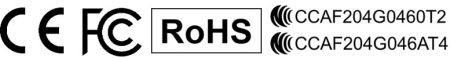 Mobilní router IoT M330 Mezinárodní bezpečnostní certifikace