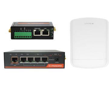 Industriell cellulär router - Industriella 4G/5G mobilrouter.