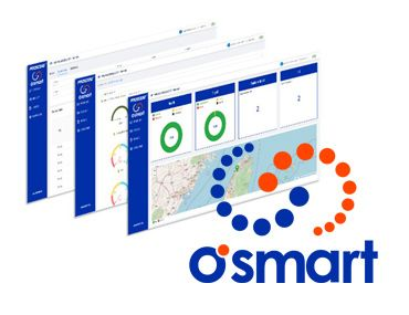 IoT Management Software - Smart IoT Management -plattform som kobler eksterne enheter.