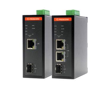 Ström över Ethernet -enhet.