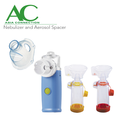 Nebulizer and Aerosol Spacer