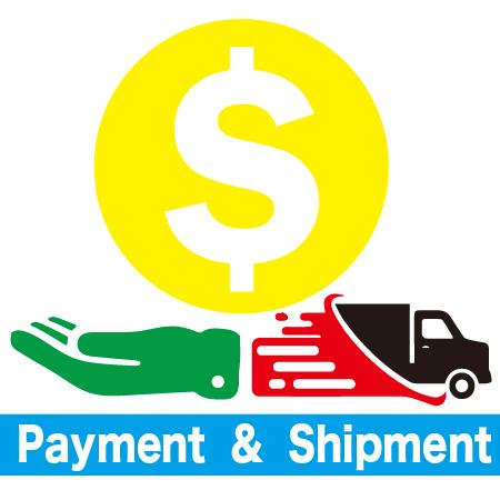 Asia Connection Co., Ltd. - Pagamento e spedizione