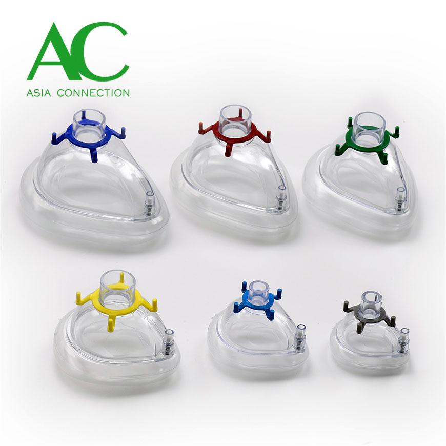 Maski anestezjologiczne z poduszką powietrzną z zaworem - Maski anestezjologiczne z poduszką powietrzną z zaworem