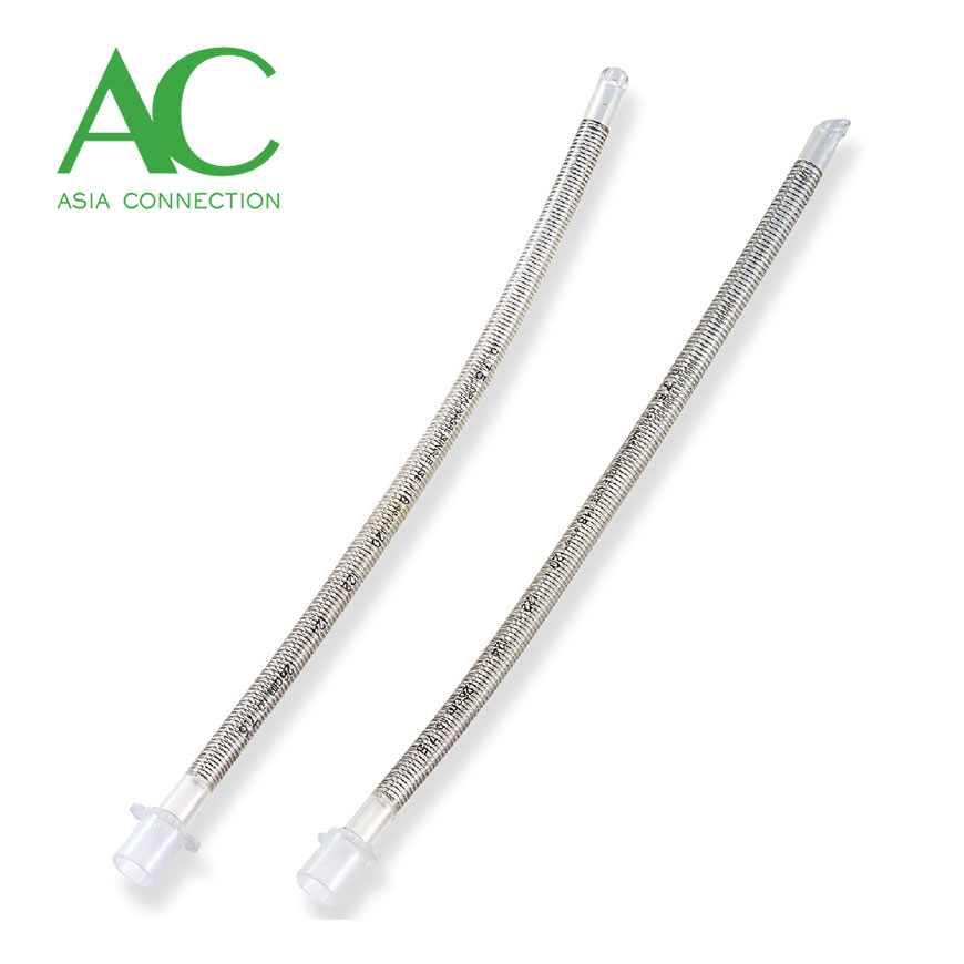 Reinforced Uncuffed Endotracheal Tubes - Reinforced Uncuffed Endotracheal Tubes