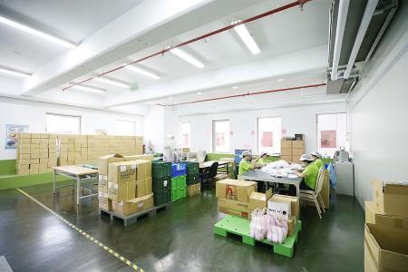 Packaging Area