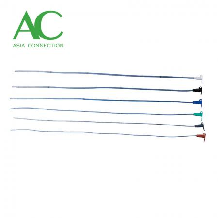 Tube d'alimentation en PVC / tube d'alimentation gastrique - Tube d'alimentation en PVC