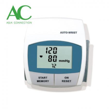 جهاز مراقبة ضغط الدم الرقمي للمعصم