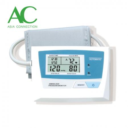 Upper Arm Digital Blood Pressure Monitor - Digital Blood Pressure Monitor