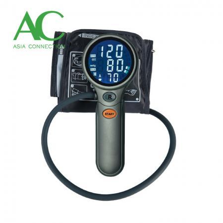 Palm Type Digital Sphygmomanometer - Palm Type Digital Sphygmomanometer