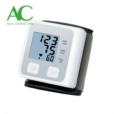جهاز قياس ضغط الدم عن طريق المعصم