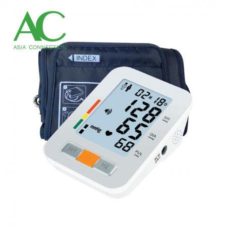 Upper Arm Digital Blood Pressure Monitor - Upper Arm Digital Sphygmomanometer