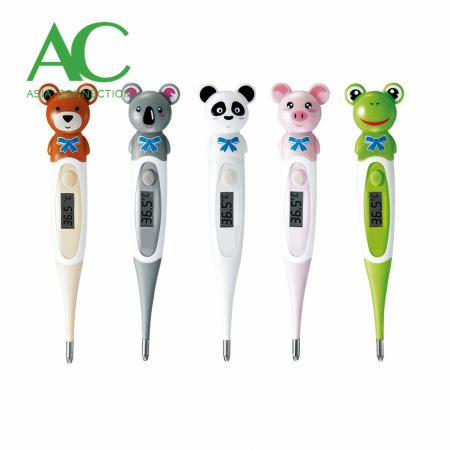 Flexibles digitales Thermometer - Flexibles digitales Thermometer