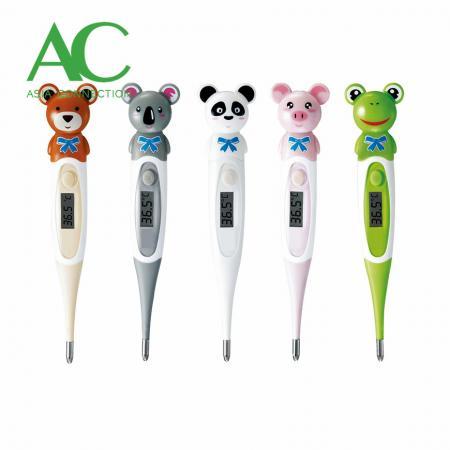 30-секундный гибкий цифровой термометр для животных - Гибкий цифровой термометр