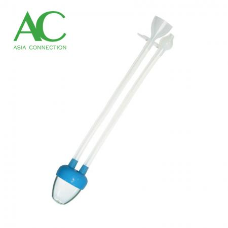 Acorn Shape Manual Nasal Aspirator - Acorn Shape Manual Nasal Aspirator