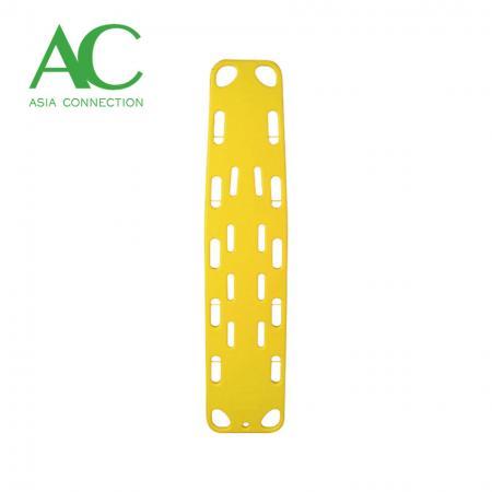 Tavola spinale in polietilene ad alta densità - Tavola spinale