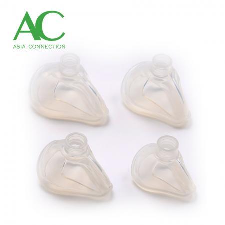 Masques de silicone de réanimation / Masque de silicone - Masques de silicone de réanimation