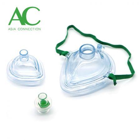 Adult & Infant CPR Pocket Masks and One Way Valve