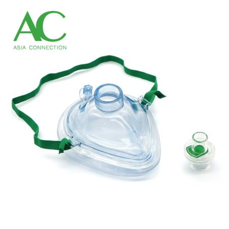 Adult CPR Pocket Mask and One Way Valve