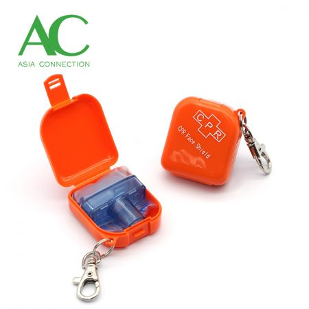 CPR Face Shield Case