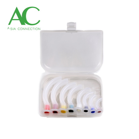 Guedel Oral Airway Kit / Guedel Oropharyngeal Airway Kit / Guedel OPA Kit - Guedel Oral Airway Kit