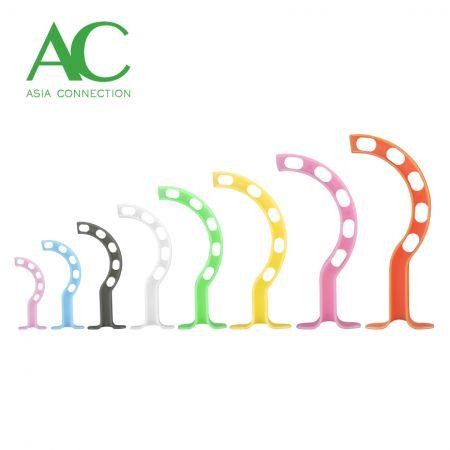 Color Coded Berman Oral Airway - Color Coded Berman Oral Airway