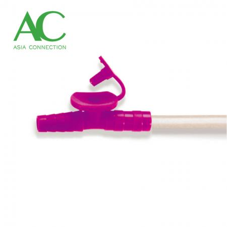 Sterile Suction Catheters Whistle Style with Control Vent - Sterile Suction Catheters