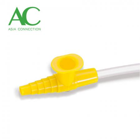 Sterile Suction Catheters Whistle Style - Sterile Suction Catheters