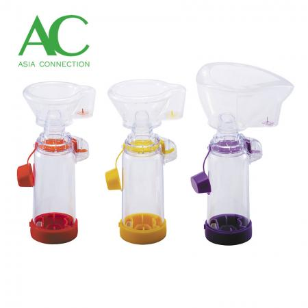 Aerosol Spacer/Metered Dose Inhaler - Aerosol Spacer