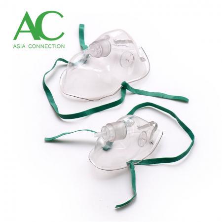 Máscara de oxigênio - Máscara de oxigênio