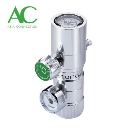 酸素レギュレーター0.5-10LPM - 酸素レギュレーター