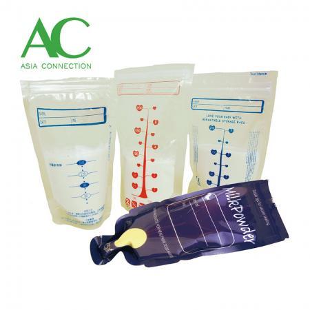 Bolsa de armazenamento para leite materno - Bolsa de armazenamento para leite materno