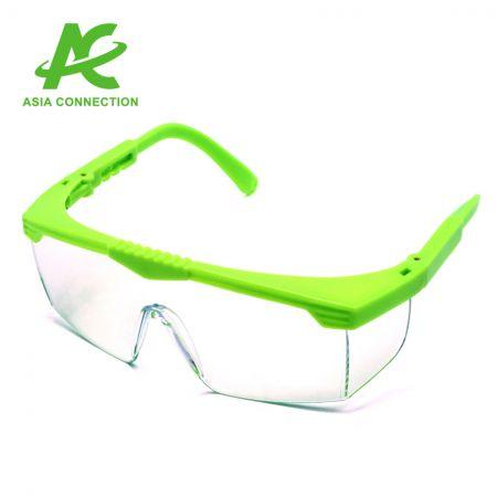 Occhiali di sicurezza per bambini con lunghezza regolabile - Occhiali di sicurezza per bambini con lunghezza regolabile