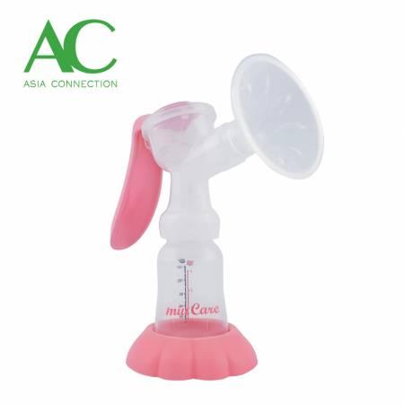取り外し可能な乳房シールド付き手動搾乳器 - 手動搾乳器