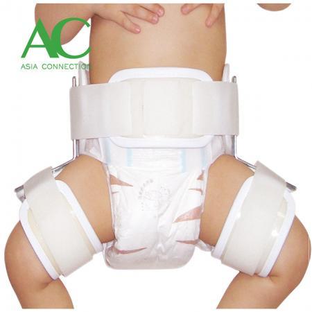 Attelle de hanche pédiatrique CDH - Attelle de hanche pédiatrique CDH